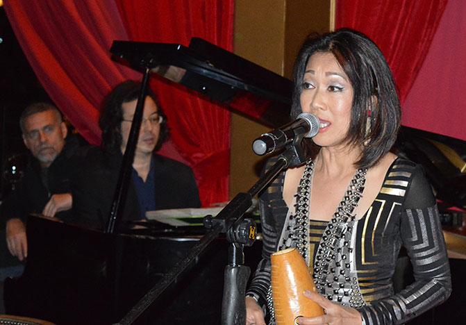 Jazz Quintet at The Starlight Room, San Francisco