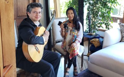 Duo Band in Calistoga
